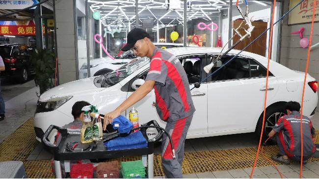 汽車美容店如何轉化管理洗車客戶呢?